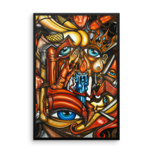Load image into Gallery viewer, The Narrow Path of Matthew 24 x 36 Fine Art Poster - Joshua Oliveira
