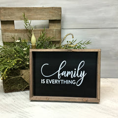 Family ~ Friend Signs