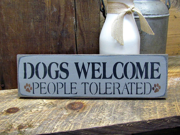 Wooden Signs For The Home Rustic