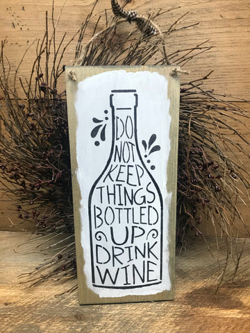 funny wine gift
