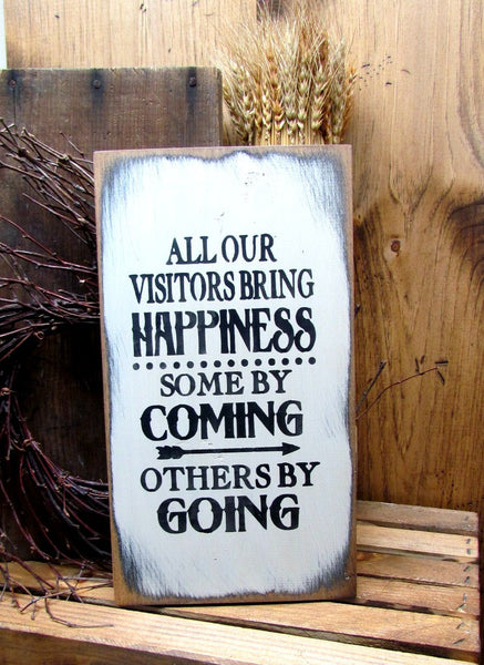 Dings And Dents >> Funny Wooden Sign, Housewarming Gift For The New Home Owners. – Woodticks Wood'n Signs