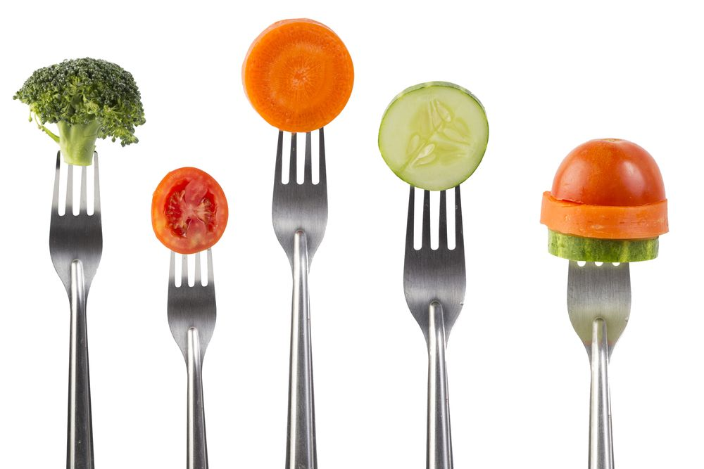 vegetables-forks-many-meals-a-day