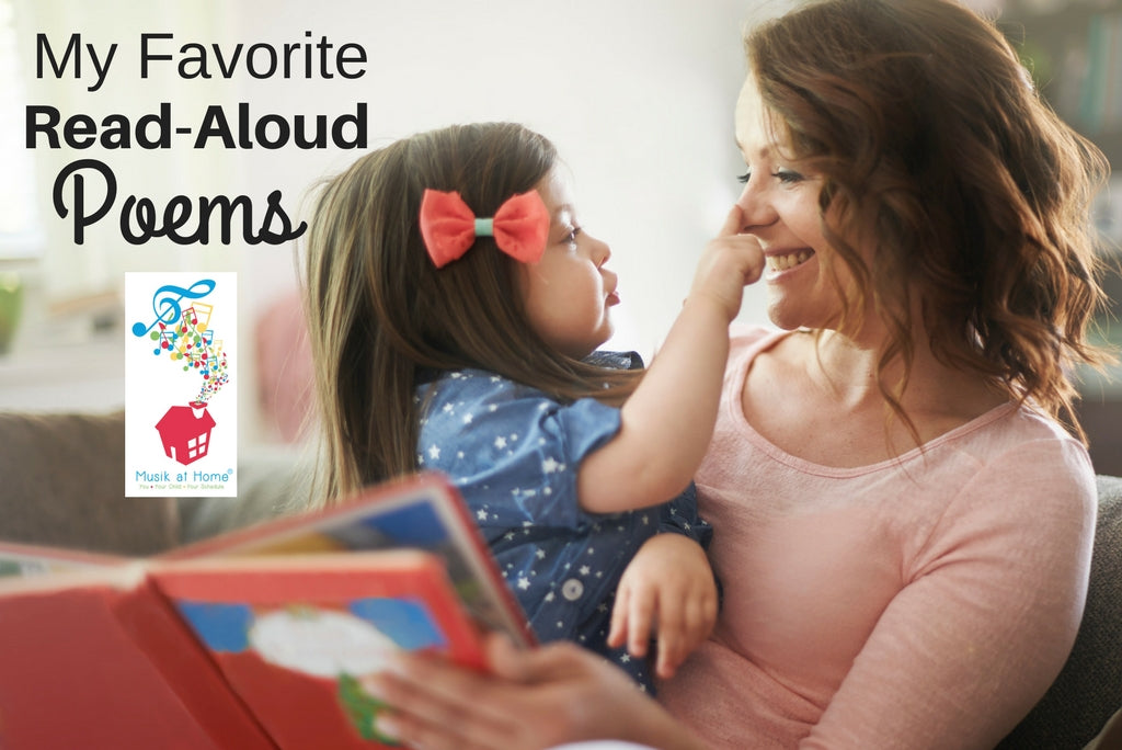 My Favorite Read-Aloud
