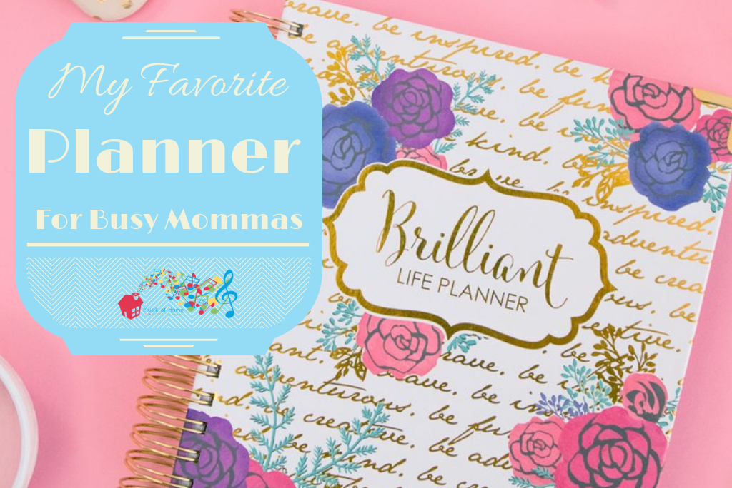 My Favorite Planner For Busy Mommas!