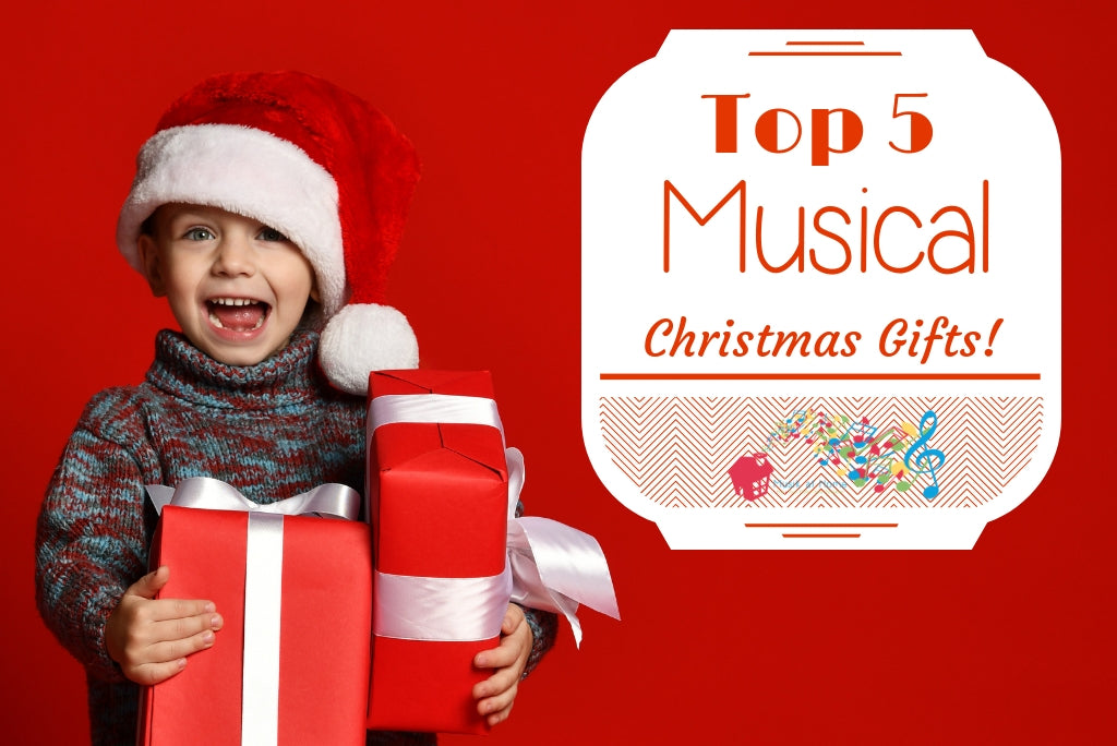 Top 5 Musical Christmas Gifts