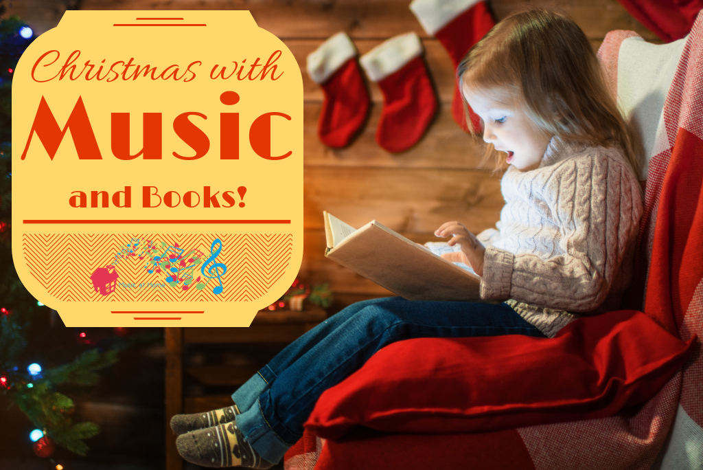 Christmas with Music & Books!