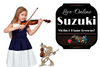 Live Online Suzuki Piano & Violin Lessons: Practice Monkeys