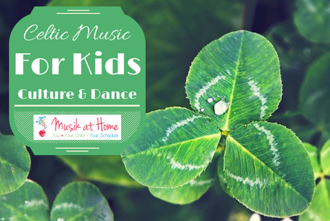 Celtic Music for Kids: Culture & Dance!