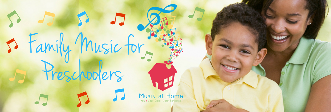 Family Music for Preschoolers