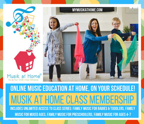 Happy Kids Make Music Contest – Musik at Home, LLC