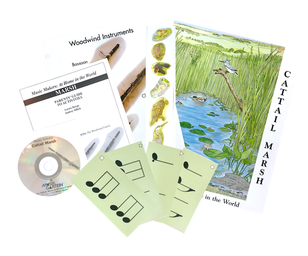 Ages 4-7: Unit 3. The Cattail Marsh