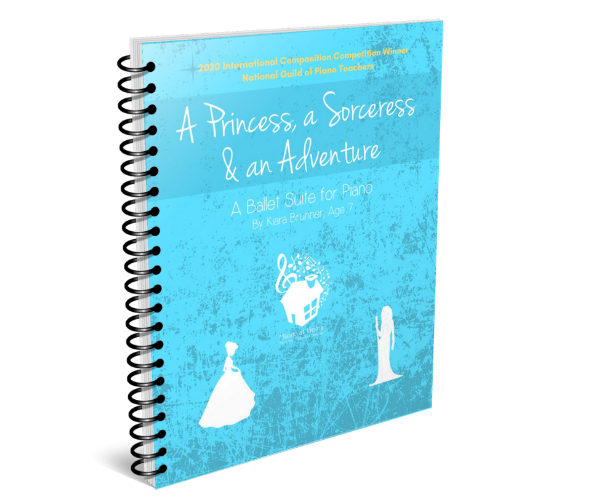 A Princess, a Sorceress & an Adventure: Ballet Suite Sheet Music