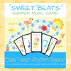 Sweet Beats: Summer Music Game