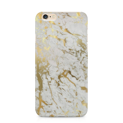 Gold Carrera Marble - iPhone Case - Minz - 1