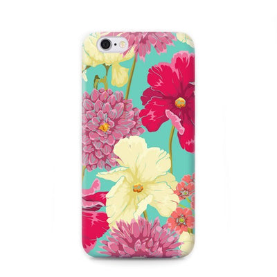 MINZ Floral Retro - iPhone Case - Minz - 1