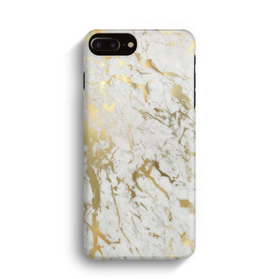 Gold Carrera Marble - iPhone 6/6s Case, iPhone 7 Plus, Phone Case, MINZ