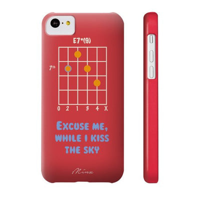 Hendrix Chord - iPhone Case - Minz - 7