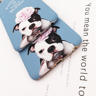 French Bulldog - iPhone Case, , Phone Case, MINZ