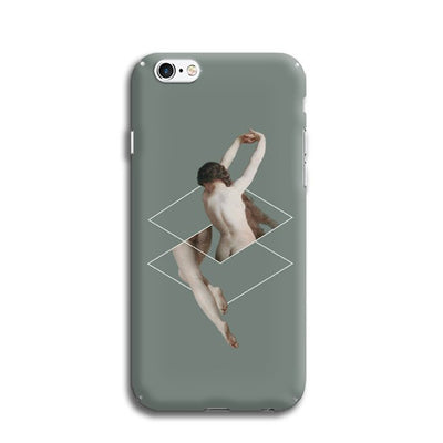 Geomatric Femme - iPhone Case, iPhone 6/6s, Phone Case, MINZ