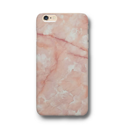 Phone Case - Light Pink Marble - IPhone 6/6s Plus Case