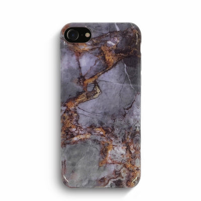 Phone Case - Violet Galaxy Marble - IPhone Case