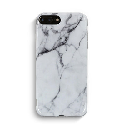 Phone Case - White Marble - IPhone Case