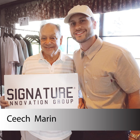 Cheech Marin and Signature Innovation Group