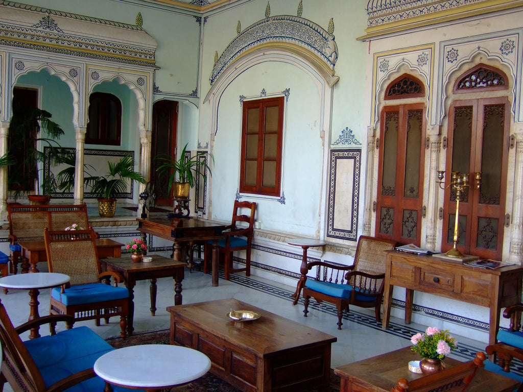 The Lovely Samode Haveli in Jaipur