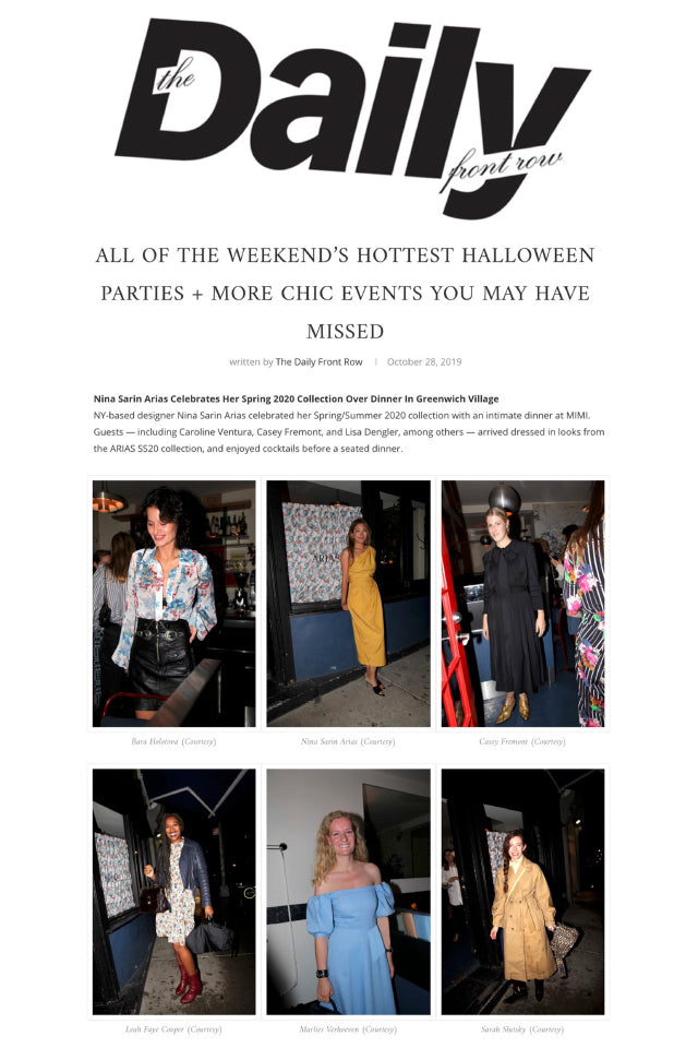 CHIC PARTY LIST
