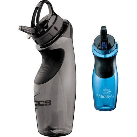 BPA Free gray, blue custom cool gear penguin sports bottle 22 oz