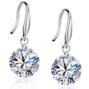 Shining Drop Earrings
