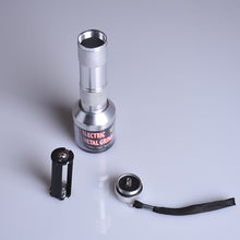 Electrical Aluminum Metal Grinder Crusher Crank Leaf Tobacco Smoke Spice Herb Muller Machine Weed Herb Tobacco Grinder