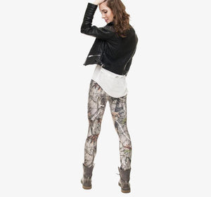 Outdoor Print Leggings