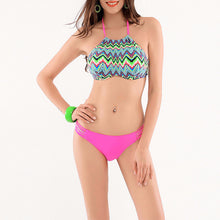 Vibrant Two Piece Swimsuit
