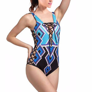 Aztec One Piece Swimsuit