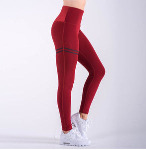 Activewear High Waist Fitness Leggings