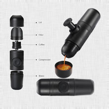 Hand Held Portable Espresso Maker