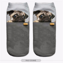 Pug Nugget Socks