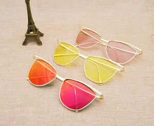 Kendall Cat Eye Shades (6 Colors)