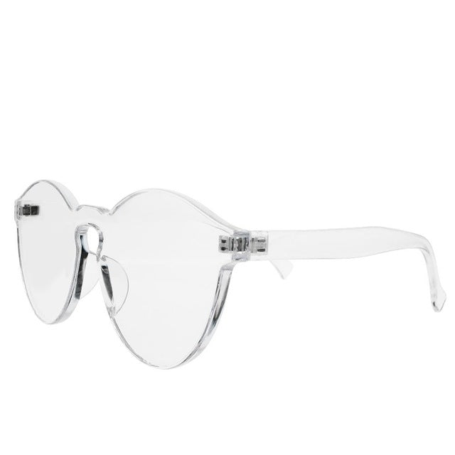 Kara Cool Candy Rimless Shades (6 Colors)