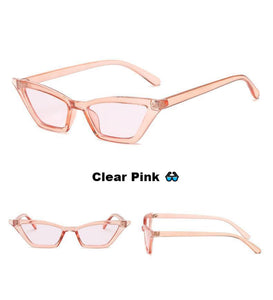 Scarlett Cat Eye Designer Sunglasses (8 Colors)