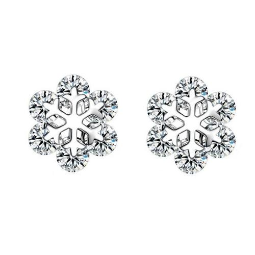 Cute Snowflake Earrings