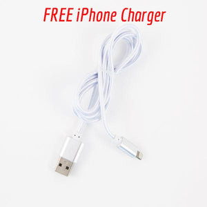 FREE iPhone or Android Charger (ADD-ON ITEM ONLY)