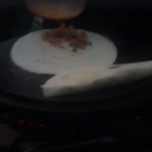 Gordo Loco's Drunk Quesadillas