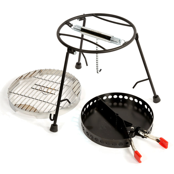 3-Piece Dutch Oven Tools Set with Carry Bag