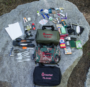 Fil-n-Go Camp Caddy Bag