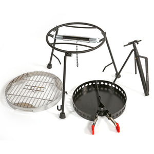4-Piece Dutch Oven Tool Set