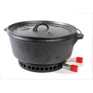 2-Piece Dutch Oven Tool Combo
