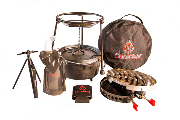 CampMaid Total Tailgate Pack