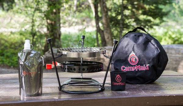 Tailgate Flip Grill & Tool Bag